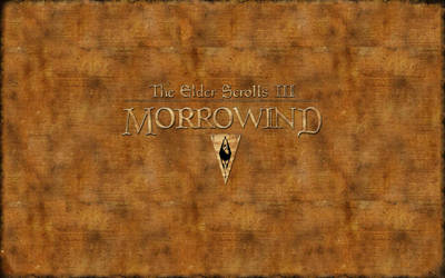 TES: Morrowind by Mainer82