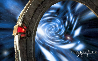 Stargate SG-1 by Mainer82