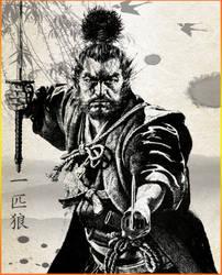 MUSASHI MIYAMOTO by BARCYD