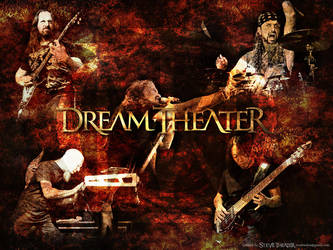 Dream Theater wallpaper by Steve1969