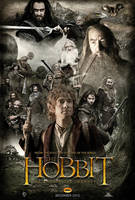 The Hobbit An Unexpected Journey by Steve1969