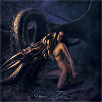 dragon's tale - V by Vitaly-Sokol