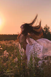 Yanika The Sun by Vitaly-Sokol
