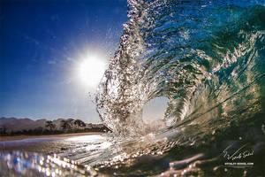 Sunrise Rip Curl by Vitaly-Sokol