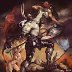The Warlord 2006 by Vandrell