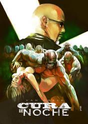 2010 Cover art Cura de Noche by Vandrell