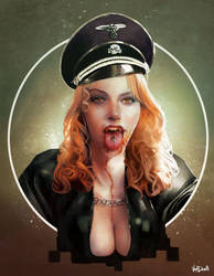 2011-VAMPIRE CHICK from SS by Vandrell