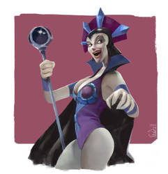MOTU 2015-04- Evil Lyn by Vandrell