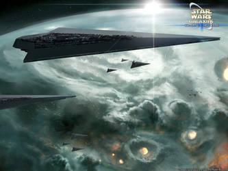 Orbital Strike by ukitakumuki