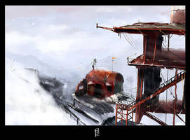 ARCTIC BREEZE by ukitakumuki