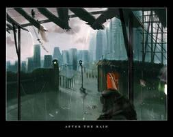 After The Rain by ukitakumuki