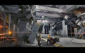 Front Mission: Operations by ukitakumuki