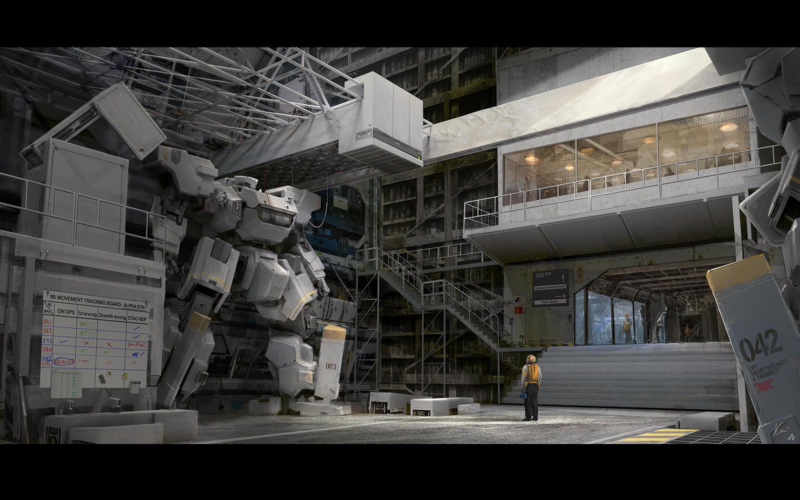 Front Mission: A Moment Alone by ukitakumuki