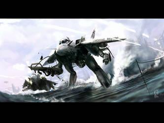 Take My Wing by ukitakumuki