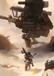 The Rawbat Hunter: A Truly Short Story by ukitakumuki