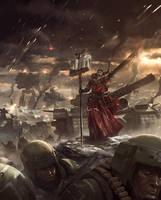 Only War: Shield of Humanity by ukitakumuki
