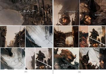 The Seven Year War: Year One by ukitakumuki