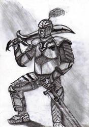 Warrior by Tanshaydar