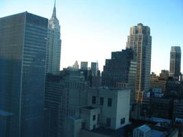 NYC by goosehonker-stock