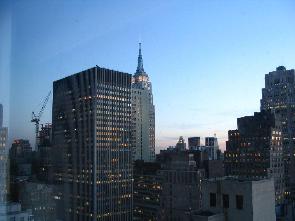 NYC 2 by goosehonker-stock