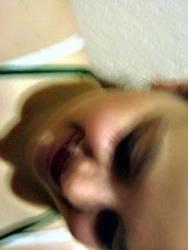 Me In My Green Top by goosehonker-stock