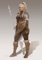 Yejide Concept by RinRinDaishi