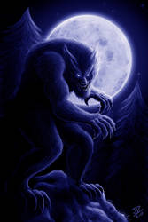 Lycan by Jared1481