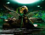 Swamp Fae by BohemianHarlot