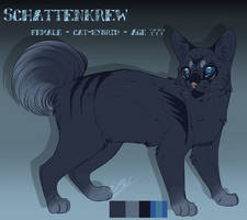Schattenkrew ref.sheet by Blue-Krew