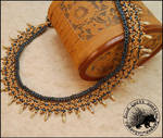 Filigree Lace Necklace by GoodQuillHunting