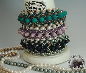 Melange Bracelet by GoodQuillHunting