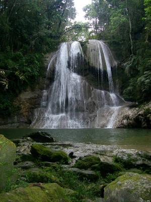 The Waterfall by najustock