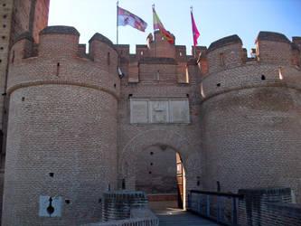 castle 2 by najustock