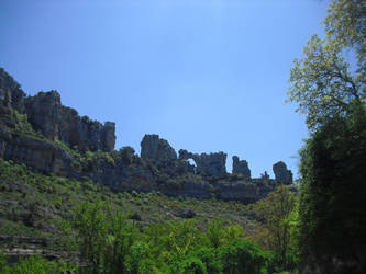 Desde orbaneja del Castillo 2 by najustock