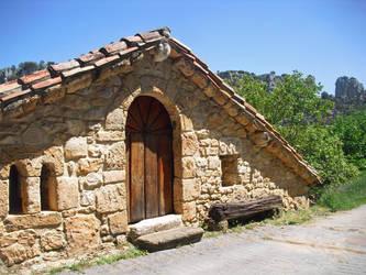 hobbit house by najustock
