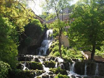 waterfall 233 by najustock