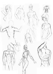 Sketch Dump 2 by Bo19