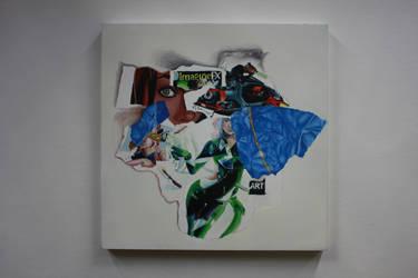 Trompe Loei'l Painting by Bo19