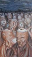 Alienacion Cultural by YamTorresIlustrador