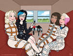 Train Ride by Yes-I-DiD