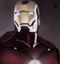 IronMan by jue827