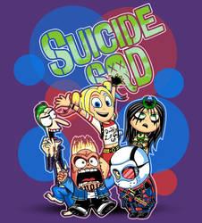 Suicidal Feels by liu-psypher