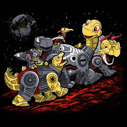 Bots Before Time by liu-psypher