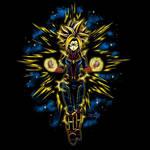 Captain Saiyan by liu-psypher
