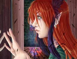 Reflection by NoirRojo