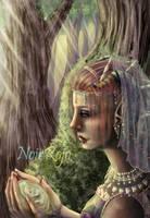 Birth of a Fairy by NoirRojo