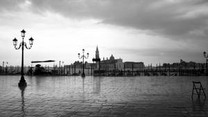 Venecia bajo la lluvia by senrodju