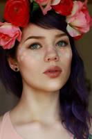 Freckles  by milleviola