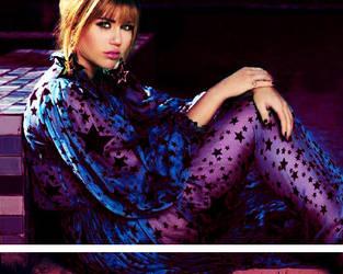 Miley Cyrus by gittlerdollmc