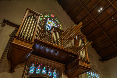 Saint Johns Organ February 6, 2016 by ENT2PRI9SE